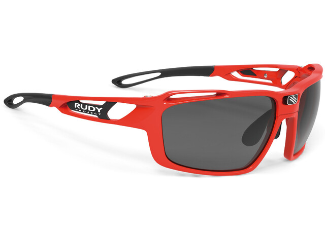 Rudy Project Sintryx Glasses Fire Red Gloss/Smoke Black